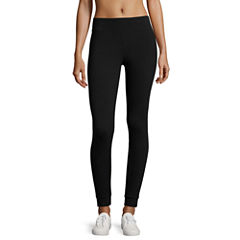Flirtitude Jersey Leggings-Juniors