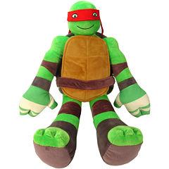 nickelodeon Teenage Mutant Ninja Turtles Raphael Pillow Buddy