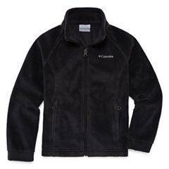 Columbia® 3 Lakes Fleece Jacket - Girls