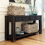 Signature Design by Ashley® Gavelston Sofa Table