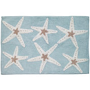 Avanti Sequin Shell Bath Rug