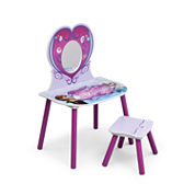 Delta Children Disney Frozen Vanity with Stool
