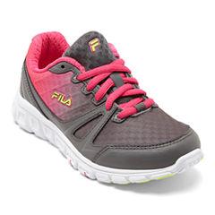 Fila Clarion Girls Running Shoes - Little Kids