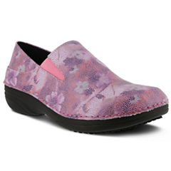 Spring Step Professionals Ferrara Womens Slip-On Shoes