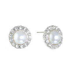 Monet Jewelry The Bridal Collection Stud Earrings