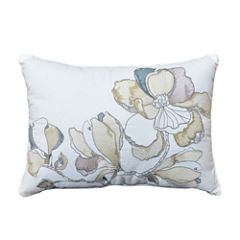 Shell Rummel Magnolia Oblong Decorative Pillow