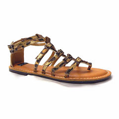 N.Y.L.A Sumia Womens Flat Sandals
