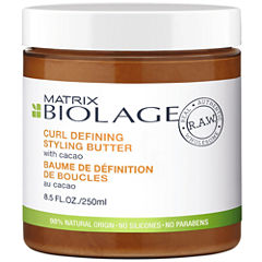 Matrix Biolage Raw Curl Defining Styling Butter Styling Product
