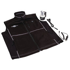 Flambeau Heated Vest Black- Extra Large