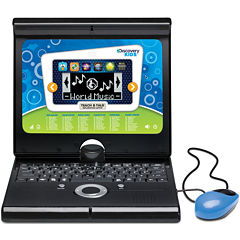 Discovery Kids™ Teach & Talk® Exploration Laptop