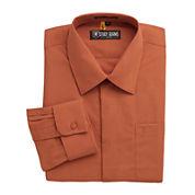 Stacy Adams® French-Cuff Dress Shirt - Big