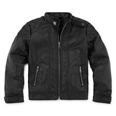 Arizona Moto Jacket - Preschool Boys 4-7