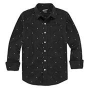 Arizona Long-Sleeve Woven Shirt - Boys 8-20