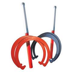 Frisbee Horseshoes Game Set