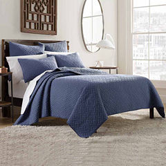 Royal Heritage Home Kennedy Quilt Set