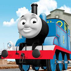 Thomas The Tank Thomas and Friends Throw