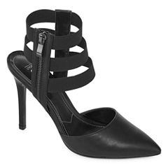 Style Charles Pro Ankle-Strap Pumps