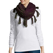 Mixit™ Chill Vibes Loop Scarf