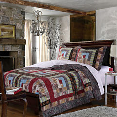Greenland Home Fashions Colorado Lodge Quilt Set