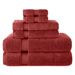 Orange Bath Towels For Bed Amp Bath Jcpenney