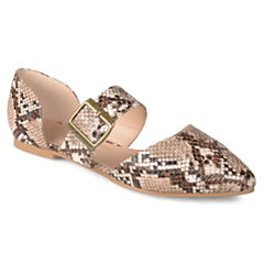 Journee Collection Esme Womens Slip-On Shoes