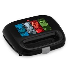 Marvel® The Avengers™ 2-Slice Nonstick Waffle Maker