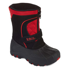 totes® Tyler Boys Weather Boots - Toddler
