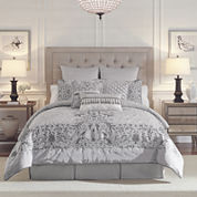 Croscill Classics® Luxembourg 4-pc. Jacquard Comforter Set