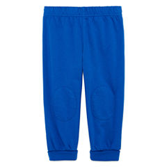 Okie Dokie® Grow Cuff Pants - Boys newborn-24m