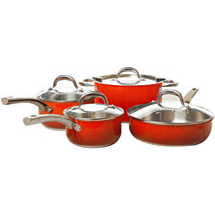 Simplemente Delicioso Arte Gourmet 8-pc. Cookware Set