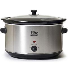 Elite Platinum MST-900V 8.5-Quart Slow Cooker