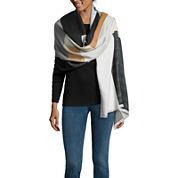 Mixit™ Colorblock Blanket Wrap