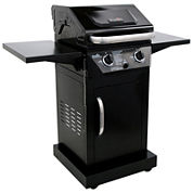 Char-Broil 2-Burner Classic Gas Grill with Single Door