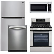 Lg Black Stainless For Appliances Jcpenney