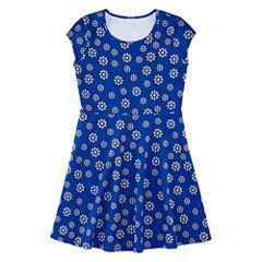 Total Girl® Skater Dress - Girls 7-16