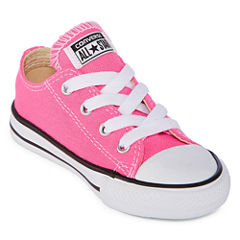 Converse Chuck Taylor All Star Seasonal Ox Girls Sneakers - Toddler