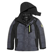 WeatherProof Systems 3-in-1 Boys' Jacket