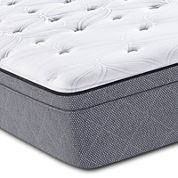 Sealy® Posturepedic Iguaza Falls Plush Euro-Top - Mattress Only