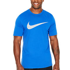 Nike Swoosh Short-Sleeve Tee-Big & Tall