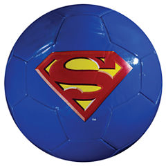 Franklin Sports Size 3 Soccer Ball with Pump - Superman