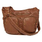 Arizona Double-Pocket Convertible Hobo Bag