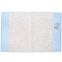 India Ink Seaside Serenity Bath Rug