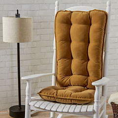 Jumbo Cherokee Rocking Chair Cushion Set