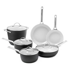 GreenPan™ Padova 10-pc. Hard-Anodized Nonstick Cookware Set