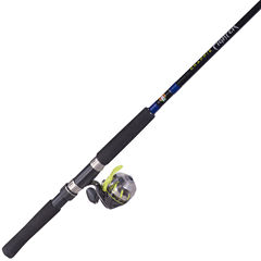 Teledynamics Crappie Fighter Triggerspin Combo