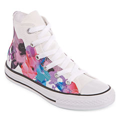 Converse Chuck Taylor All Star Hi Girls Sneakers - Little Kids/Big Kids