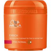 Wella® Enrich Moisturizing Treatment - Fine to Normal - 5.1 oz.