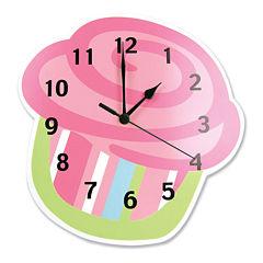 Trend Lab® Cupcake Wall Clock