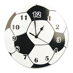 Trend Lab® Soccer Wall Clock