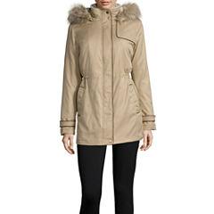 Liz Claiborne® Quilted Anorak Jacket